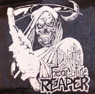 DONT FEAR THE REAPER 45 INCH WALL BANNER (Sold by the piece) -* CLOSEOUT $2.50 EA