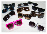 ASSORTED DELUXE WOMENS SUNGLASS (Sold by the lot of 12 pieces)
