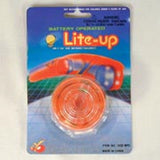 LIGHT UP YO YO - CLOSEOUT NEEDS BATTERY REPLACED  (Sold by the dozen) ONLY 25 CENTS EA