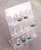 ACRYLIC RING DISPLAY RACK (Sold by the piece) CLOSEOUT NOW $9.50 EA