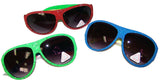 CORDROY PARTY SUNGLASSES ( sold by the piece or dozen )