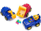 CONE ZONE CONTRUCTION TRUCKS CANDY ( sold by the dozen) CLOSEOUT $1 EA