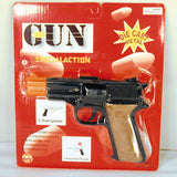 45 MAGNUM DIECAST 8 SHOT CAP GUN (sold by the piece )