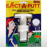 POP UP EJECT A PUTT GOLF BALL TRICK ( sold by  the piece )