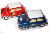 CLASSIC 5 INCH DIECAST FIAT CAR ( sold by the dozen or piece ) *- CLOSEOUT NOW ONLY $ 2 EA