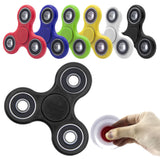 ASSORTED COLOR FINGER FIDGET HAND FLIP SPINNERS ( sold by the dozen  ) *-- CLOSEOUT 50 CENTS EA
