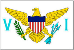 VIRGIN ISLANDS 3' X 5' FLAG (Sold by the piece)