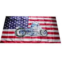 AMERICAN BIKE 3' X 5' FLAG (Sold by the piece)