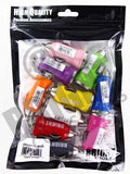 SINGLE USB CAR CHARGER PHONE ACCESSORY ( sold by the PIECE OR bag of 10 pieces ) $ 1.50 EA