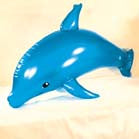 DOLPHIN INFLATE 40 INCH (Sold by the piece)