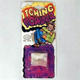 ITCHING POWDER PRANK (Sold by the dozen) *- CLOSEOUT NOW 25 CENTS EA