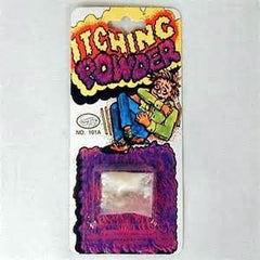 ITCHING POWDER (Sold by the dozen)