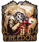 FREEDOM HUNTER JUMBO PATCH (Sold by the piece)