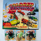 ASSORTED GROWING INSECTS (Sold by the dozen) -* CLOSEOUT NOW 25 CENTS EA