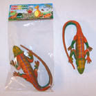 JUMBO 12 INCH GROWING LIZARDS (Sold by the dozen) *-  CLOSEOUT NOW $ 1 EA