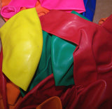 11 INCH WATER BALLOONS ASSORTED COLORS  (Sold by the gross 144 pieces) CLOSEOUT 10 CENTS EA