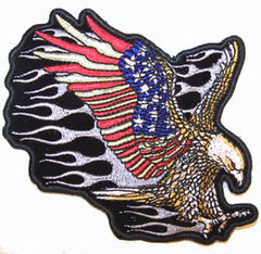 USA ATTACK EAGLE PATCH (Sold by the piece)