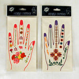 HAND & NAIL TATTOO'S (Sold by the dozen) -* CLOSEOUT NOW ONLY 10 CENTS EA