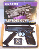 BB GUN LARGE 8 INCH (Sold by the piece) *- CLOSEOUT NOW $ 3 EA