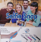 EXPANDABLE SELFIE CELLULAR PHONE STICK (sold by the piece or dozen ) -* CLOSEOUT ONLY $ 2.50 EA