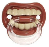 THUMB SUCKER TEETH  BILLY BOB TODDLER PACIFIER ( sold by  the piece )