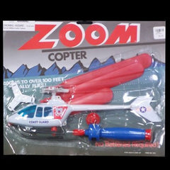 ZOOM COPTER TOY HELICOPTER ( sold by the piece or dozen )