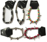 ASSORTED METAL & SPIKED BRACELETS (Sold by the dozen) - CLOSEOUT NOW ONLY 50 CENTS EA