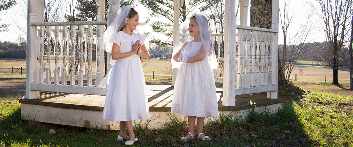 Communion Dresses for girls white dress size 6 7 8 10 12