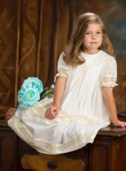lace dress for flower girl