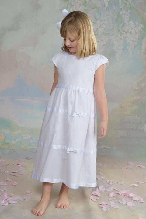 Belle - Classic Satin Strasburg Children