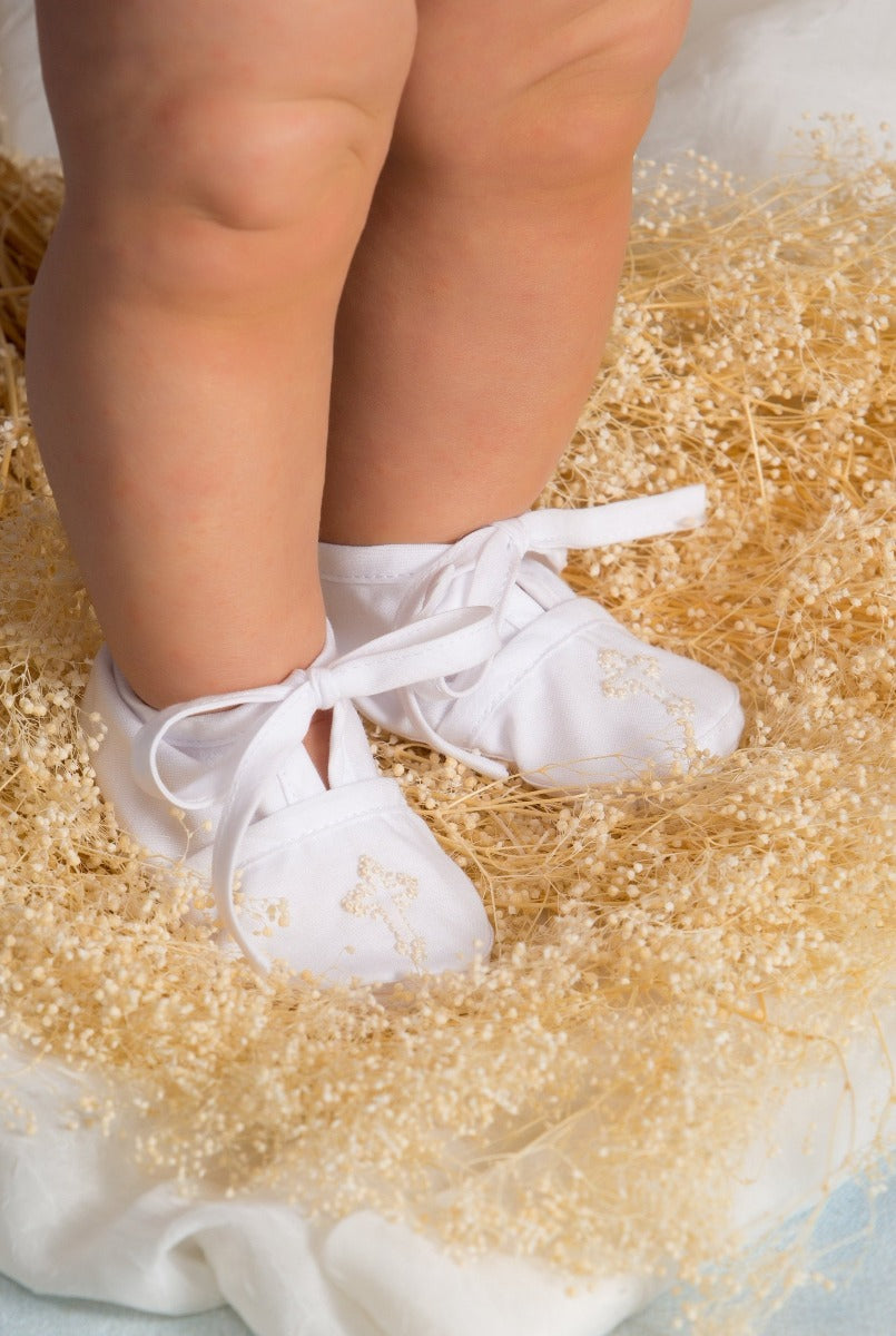 Christening Booties Strasburg Children