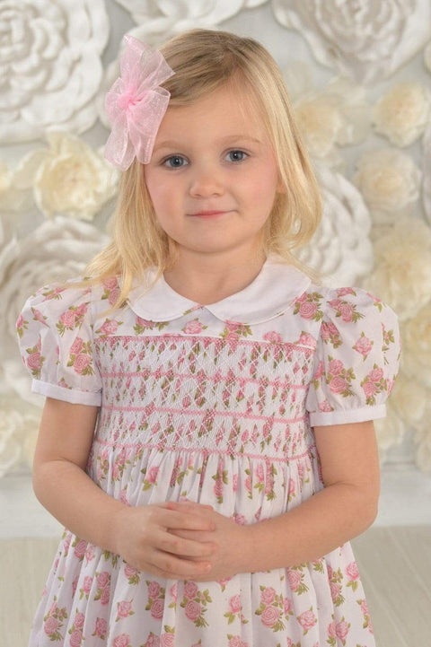 Eloise - Smocked Dress Strasburg Children