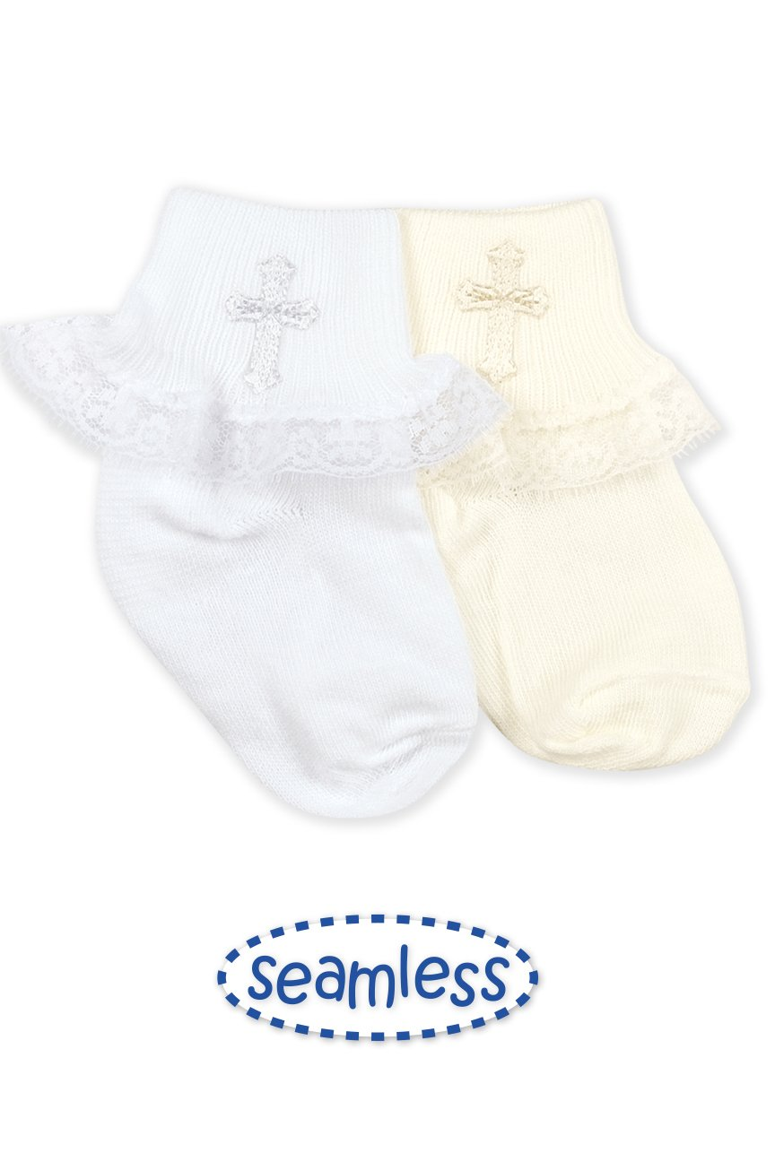 Infant Religious Socks Strasburg Children