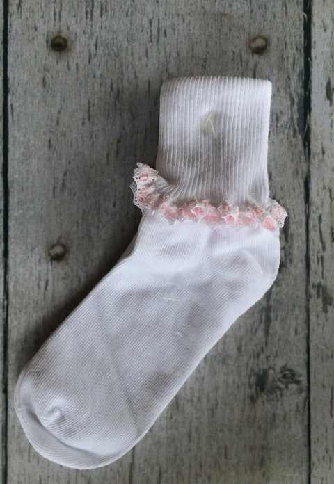 Lace & Ribbon Socks Strasburg Children