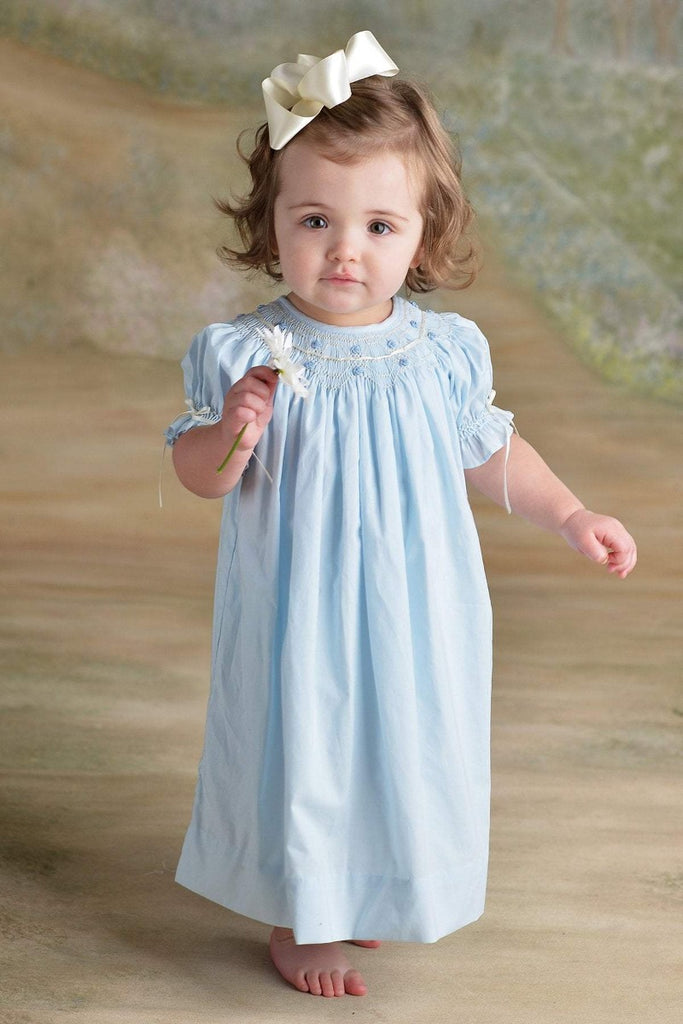 Molly - Smocked Bishop Strasburg Children
