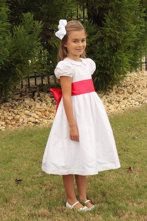 Satin Dress Sash Strasburg Children