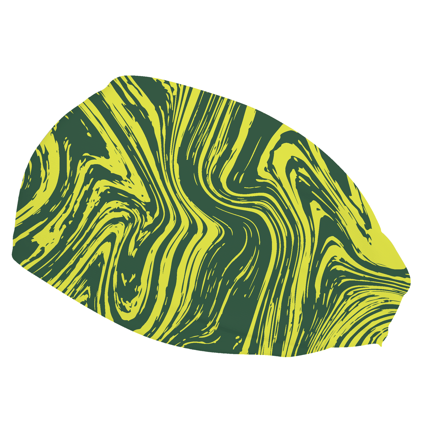 Yellow-Green Viper Hiji®Band Concussion Headband for Sports
