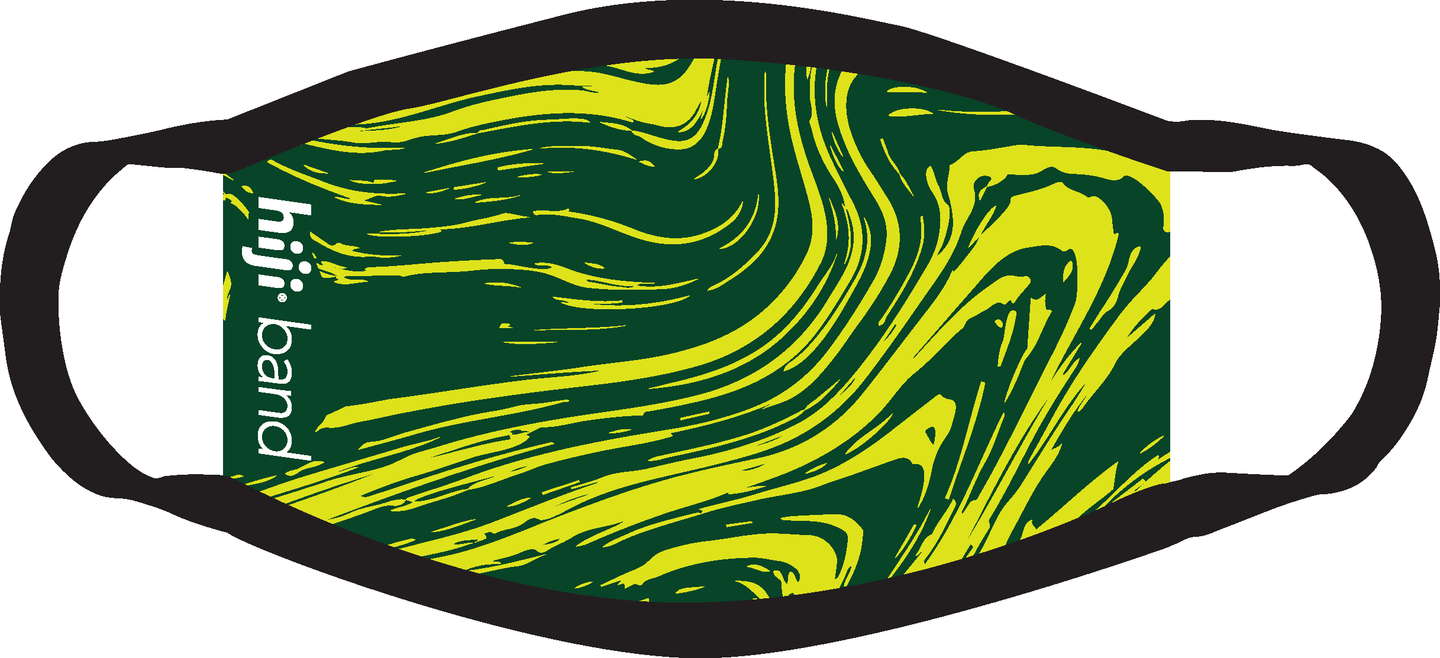 Yellow-Green Viper Hiji®Mask