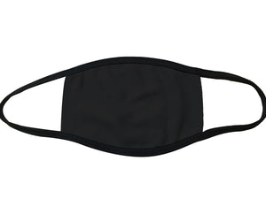 Solid Black Hiji®Mask - Made in USA