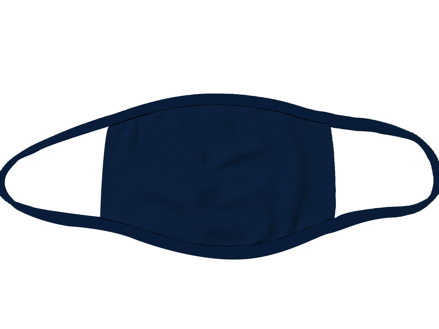 Solid Navy Hiji®Mask - Made in USA