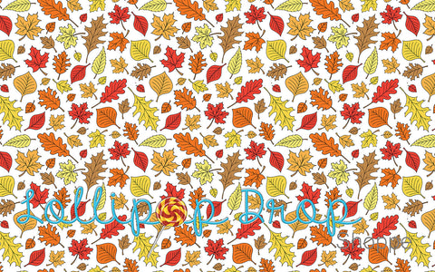 Autumn Leaves - Backdrop Shop