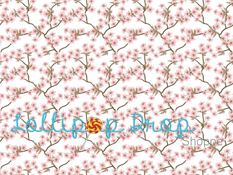 Cherry Blossoms - Backdrop Shop