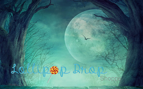Dark Night - Backdrop Shop