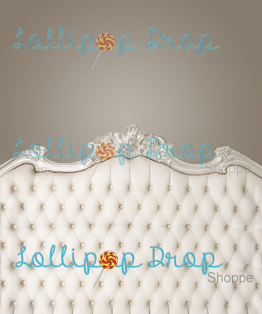 Elegant Headboard - Backdrop Shop