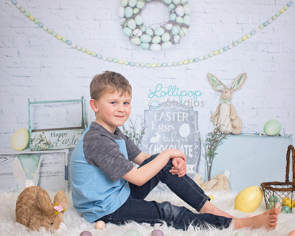Pastel Easter - Backdrop Shop