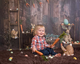 Rustic Easter - Backdrop Shop