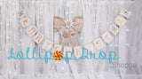 Merry Christmas Bunting - Backdrop Shop