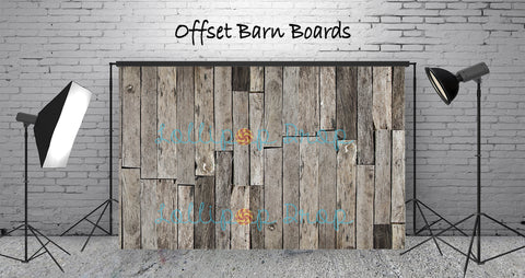Offset Barn Boards