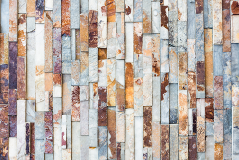 Colour Stone Wall - Backdrop Shop