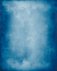 Solid Colour Fog & Clouds Texture Background-Blue - Backdrop Shop